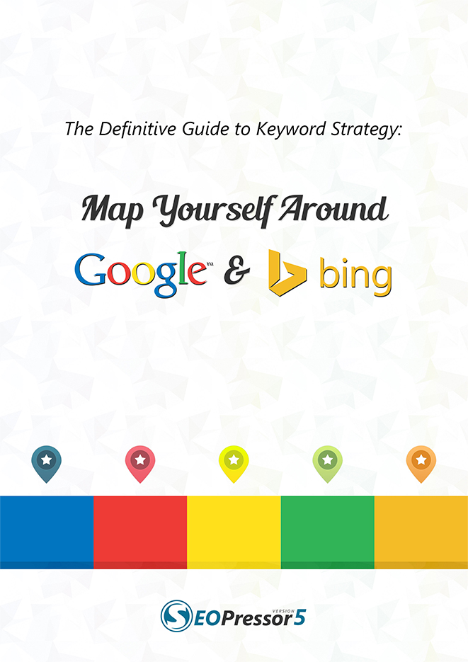 Map Yourself Around Google & Bing