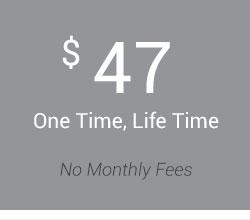 $47 starter plan