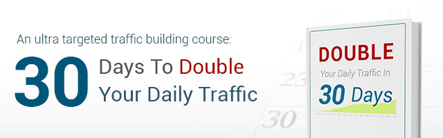 traffic course, wordpress seo course, double online traffic