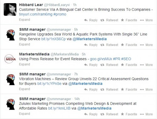 twitter microblogging social media marketing
