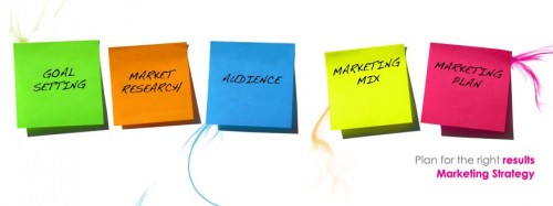 Online Marketing Strategy Planning