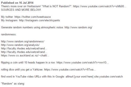 Lnking YouTube