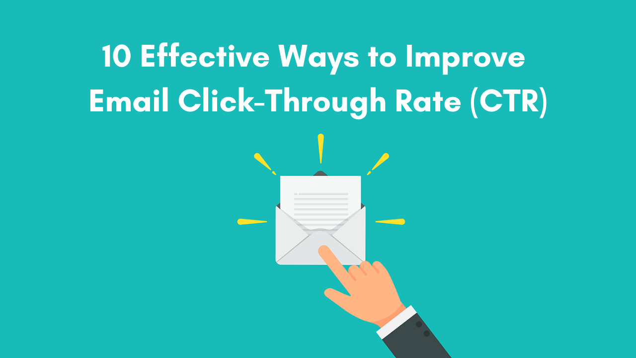 Improve Email Click-through Rate