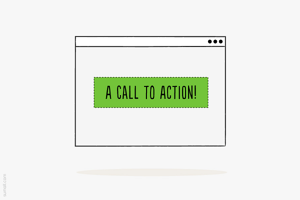 call to action for Traffic Generation