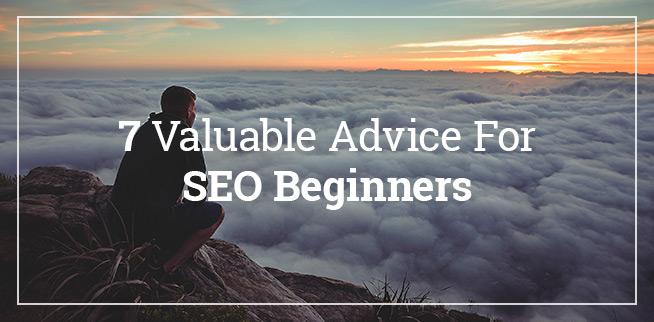 advice for seo beginners