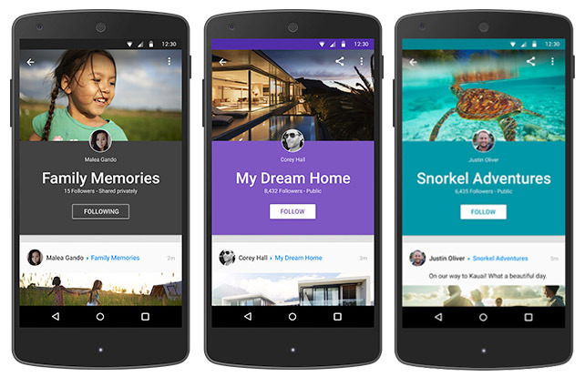 google plus collections for marketers
