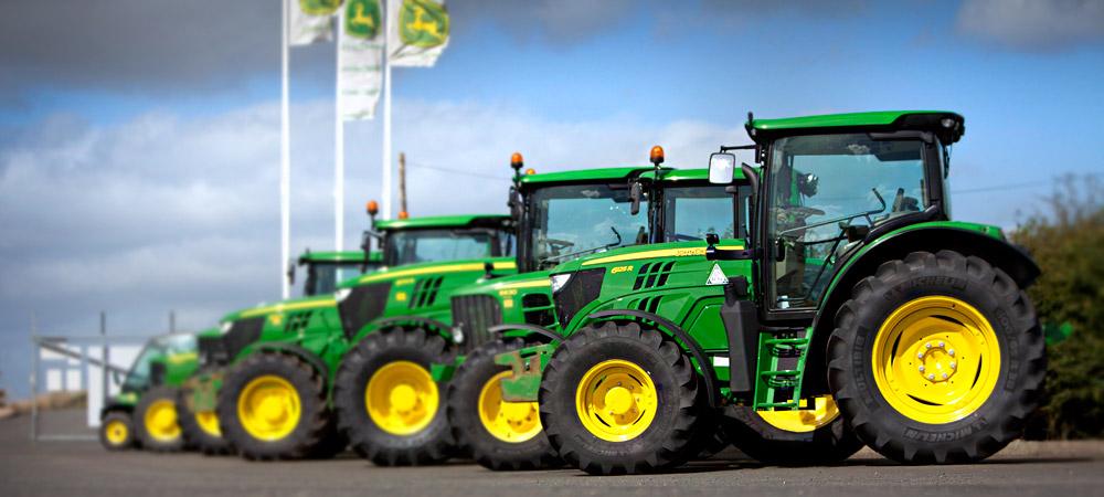 green-color-tractors