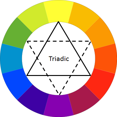 triadic-color