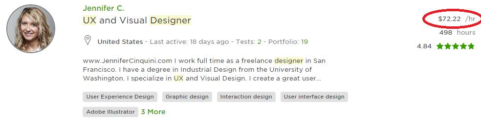 Ux Designer Ux Designer Upwork