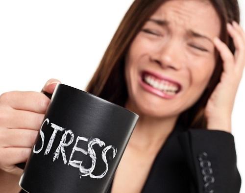 stressing