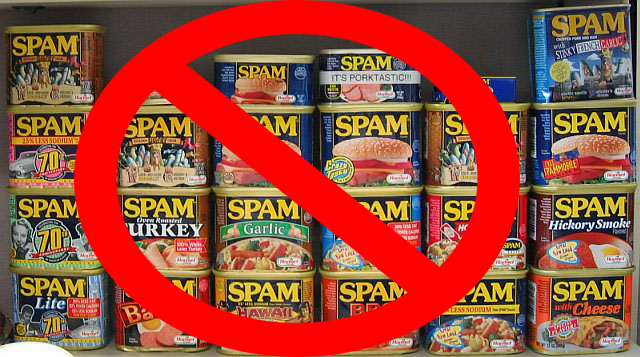 Say No To Spam on How To Increase Blog Traffic