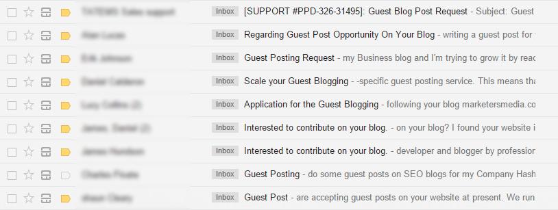 Spam Indox to increase blog traffic