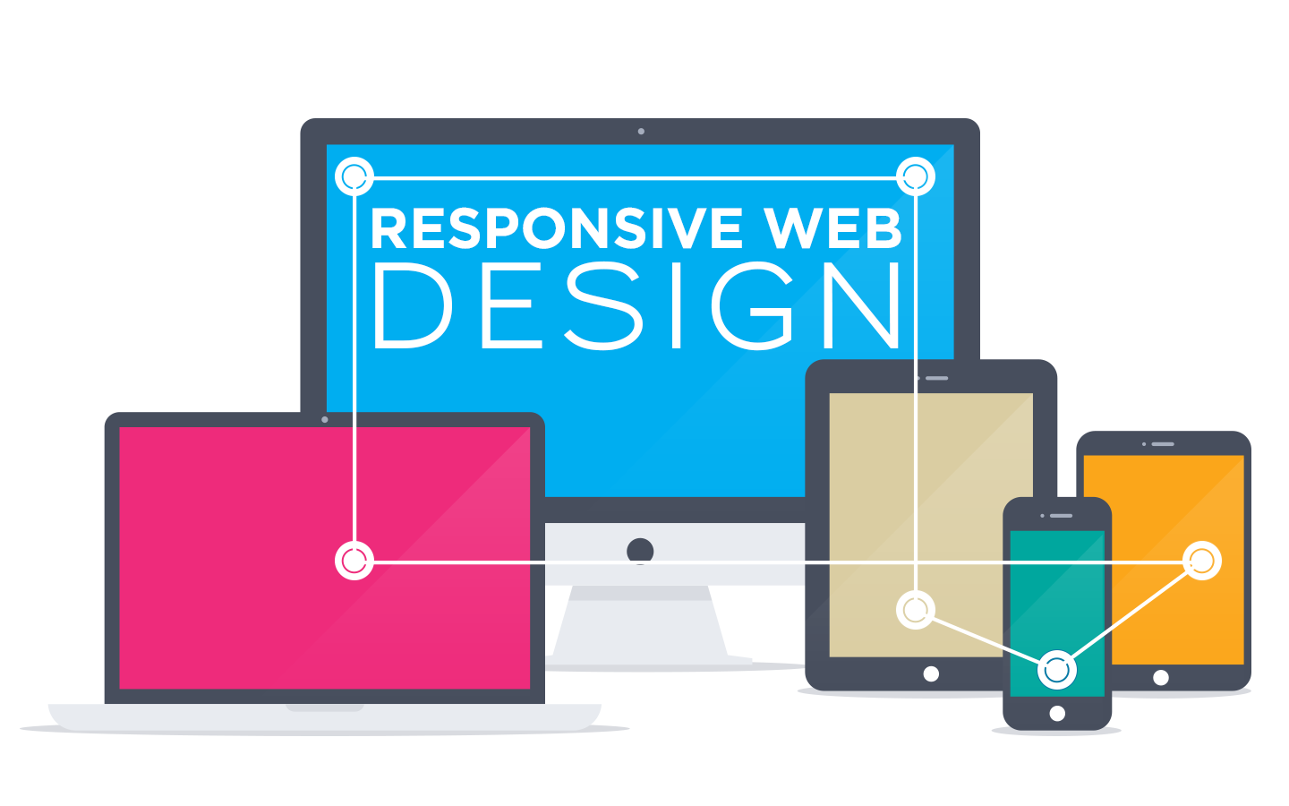 Have a mobile responsive design.