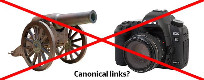 what are canonical links