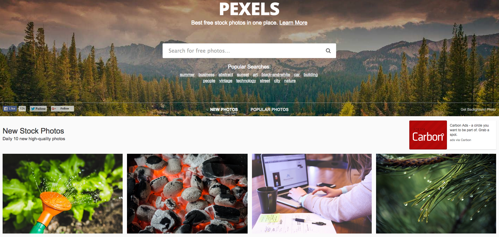 Over 3,500 free stock photos to choose from.