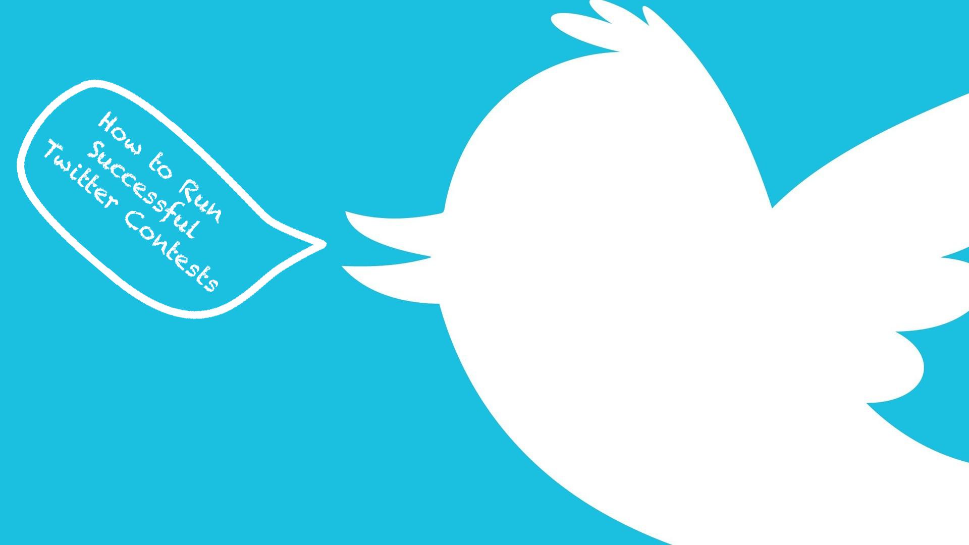 Run-Twitter-Contest
