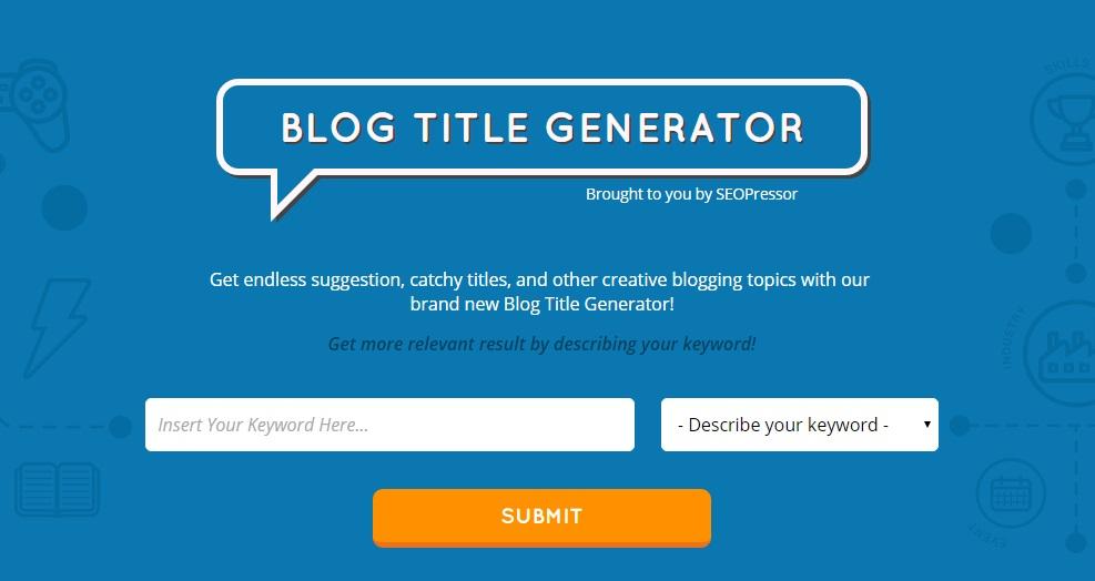 blog-title-generator