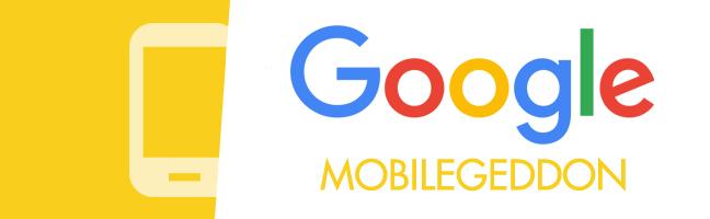 google algorithm on mobile friendliness