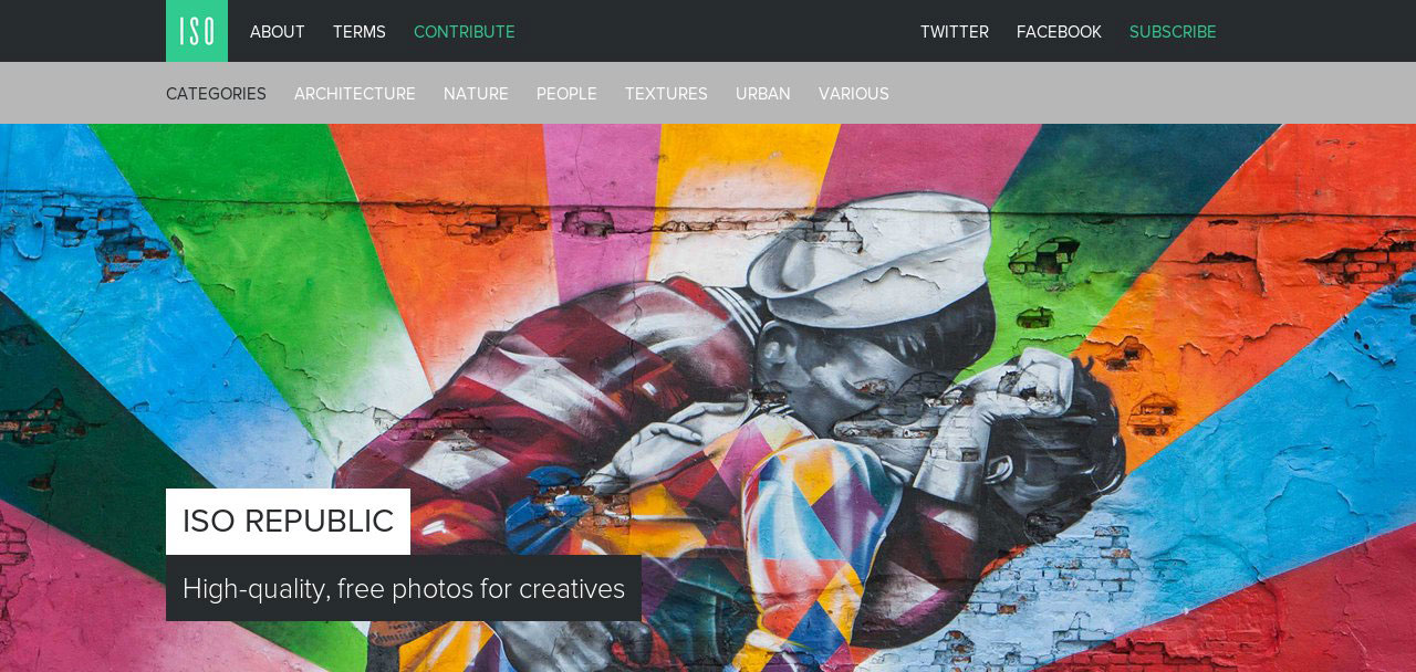 A great place for all designers, bloggers, and marketers.