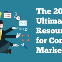 The 2016 Ultimate Resource List for Content Marketers