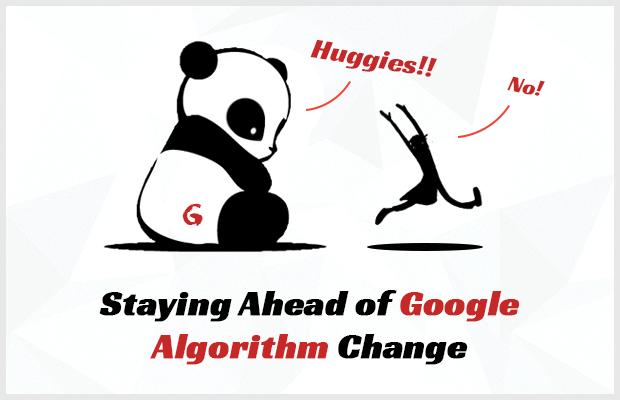 Staying Ahead of Google Algorithm Change