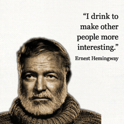 Can you tell me one good intresting topic about Ernest Hemingway for my research paper?