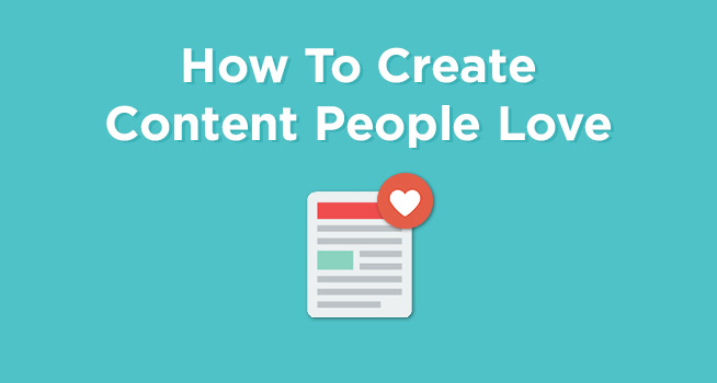 content people love