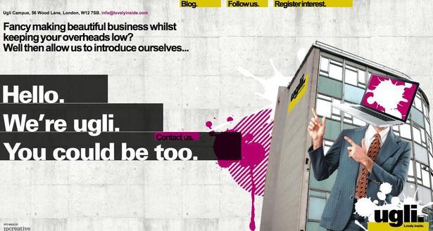 honest marketing by ugli