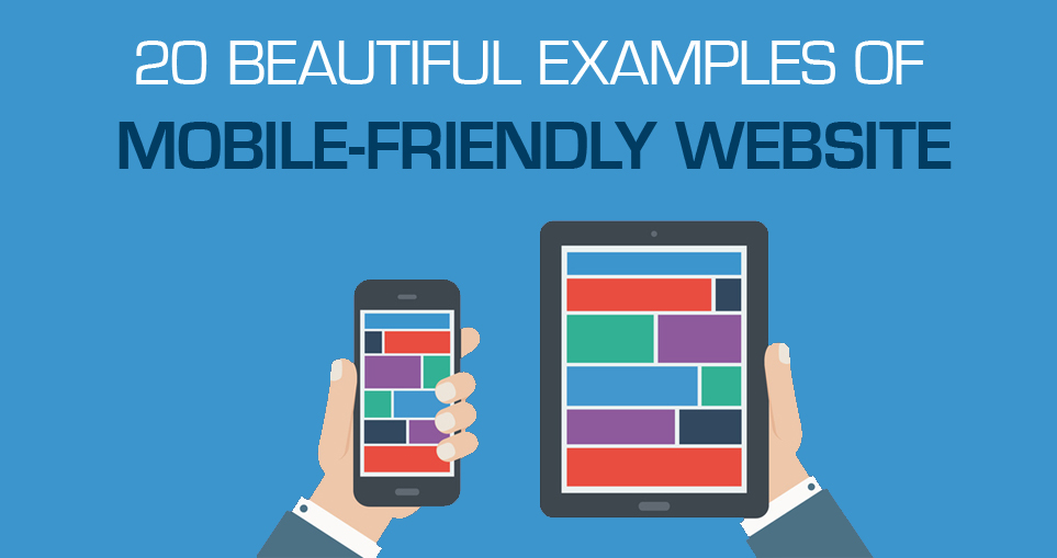20 mobile-friendly website examples