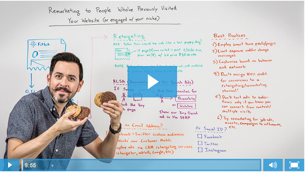 Whiteboard friday Moz's blog success