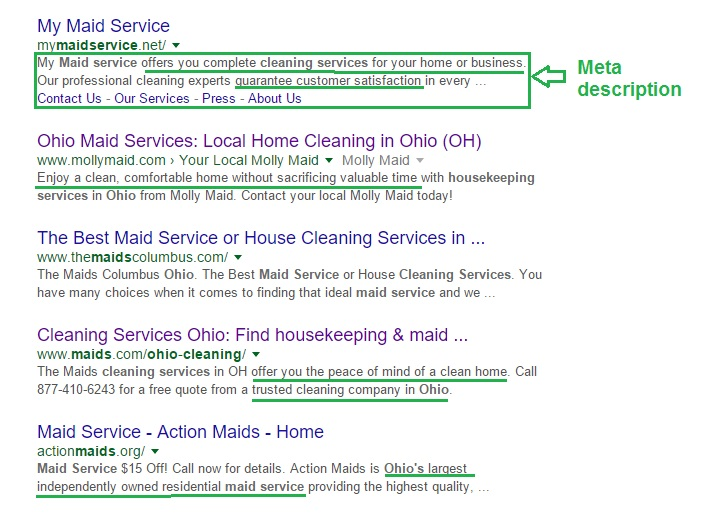 Killer-meta-descriptions-maid-services