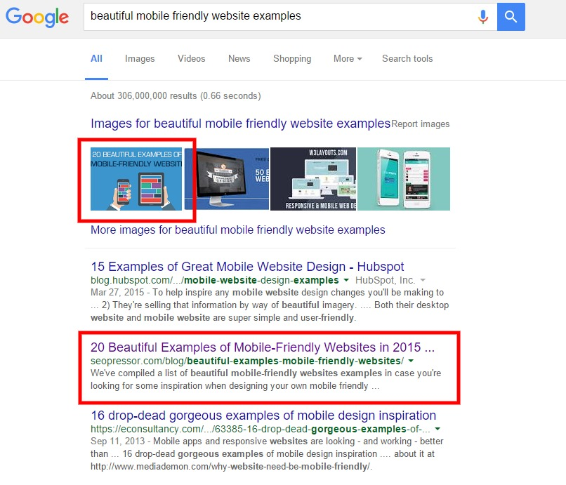beautiful mobile friendly website examples