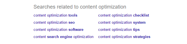 content-optimization