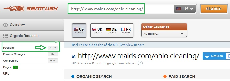maids-com-organic-research