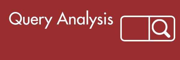 query analysis