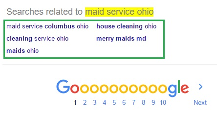 related-searches-maid-service-ohio