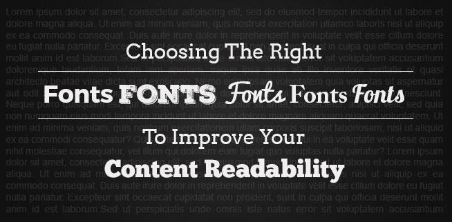 fonts-readability