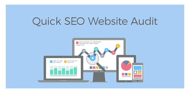 quick seo website audit