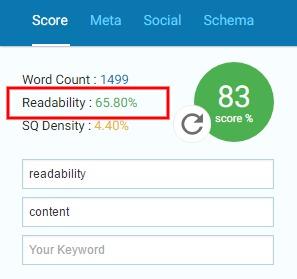 seopressor connect content readability