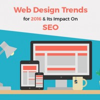 Web Design Trends For 2016 And Its Impact On SEO