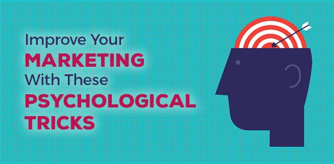 marketing psychology tricks