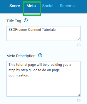 SEOPressor Connect Tutorial