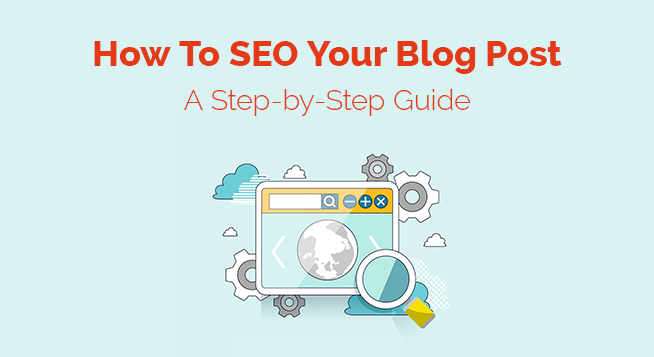 how to seo your blog post step by step guide