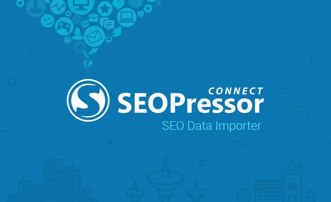 SEOPressor Data Importer