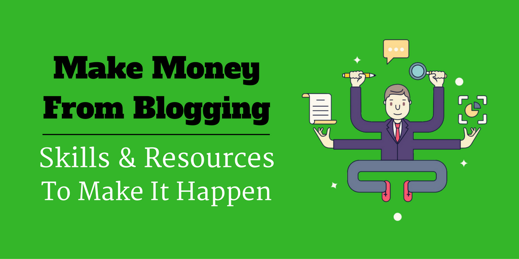 Make Money From Blogging2
