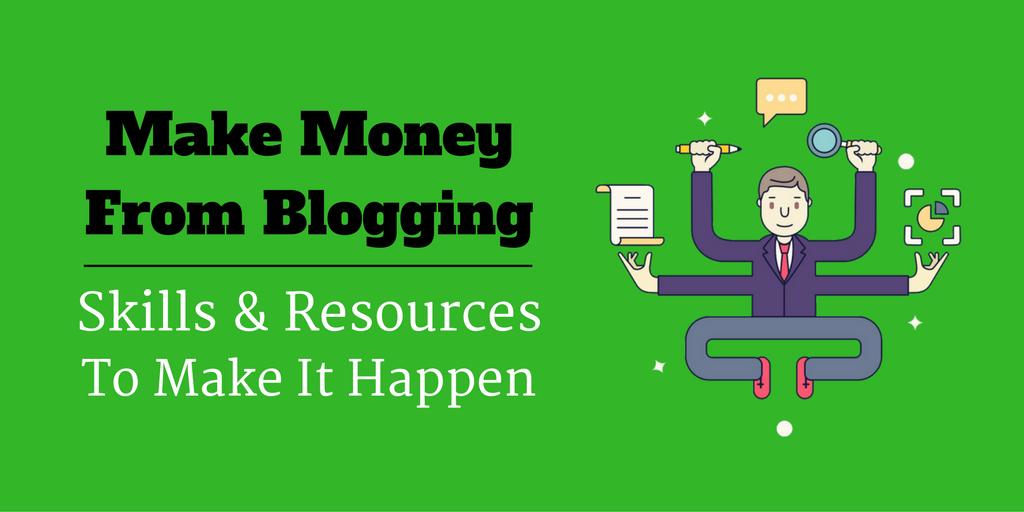 Make Money From Blogging2