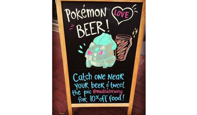 Pokemon GO: 5 Marketing Strategy For Your Local Business