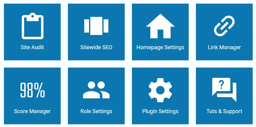 SEOPRessor Navigational Buttons