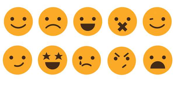Emotions are too subjective to be used as a benchmark to measure a copy's quality.