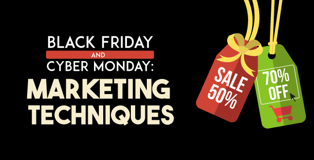 Black Friday Cyber Monday Marketing Strategies